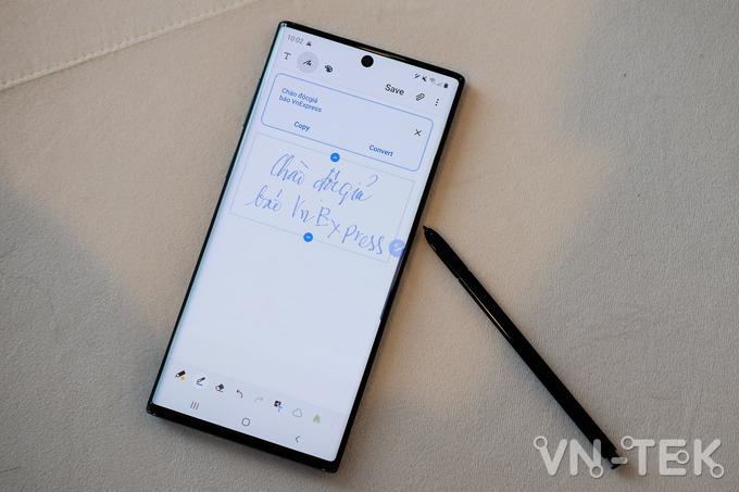 galaxy note 10 6 - Galaxy Note 10+, smartphone màn hình lớn nhất của Samsung