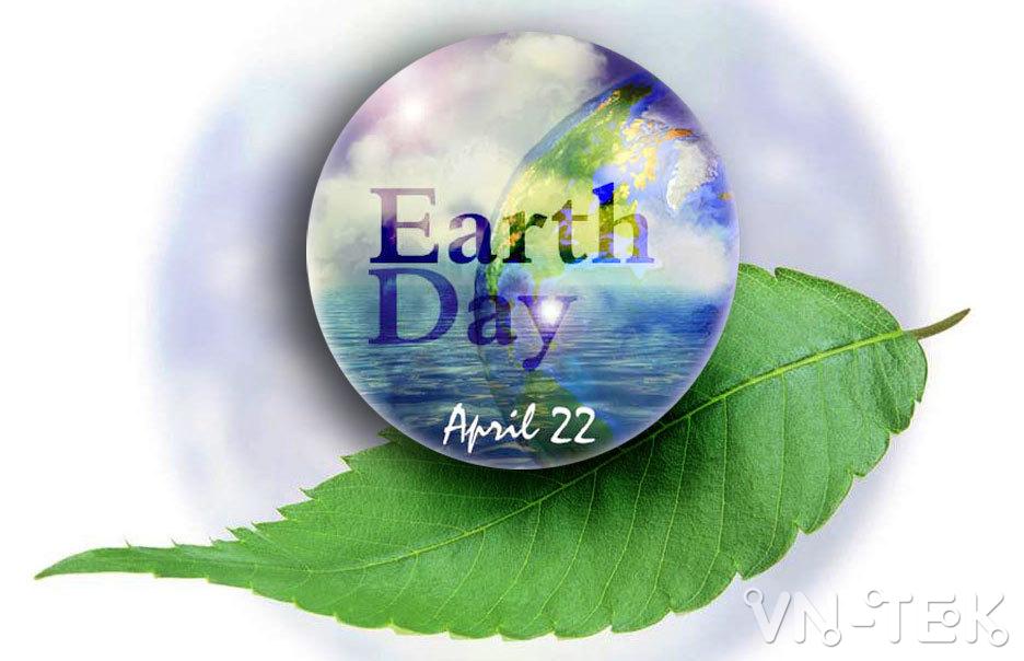 ngay trai dat 2020 - Ngày Trái Đất 2020 lan tỏa ý tưởng xanh, hành động vì khí hậu