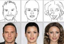 Phác họa khuôn mặt bằng ứng dụng Deep Face Drawing