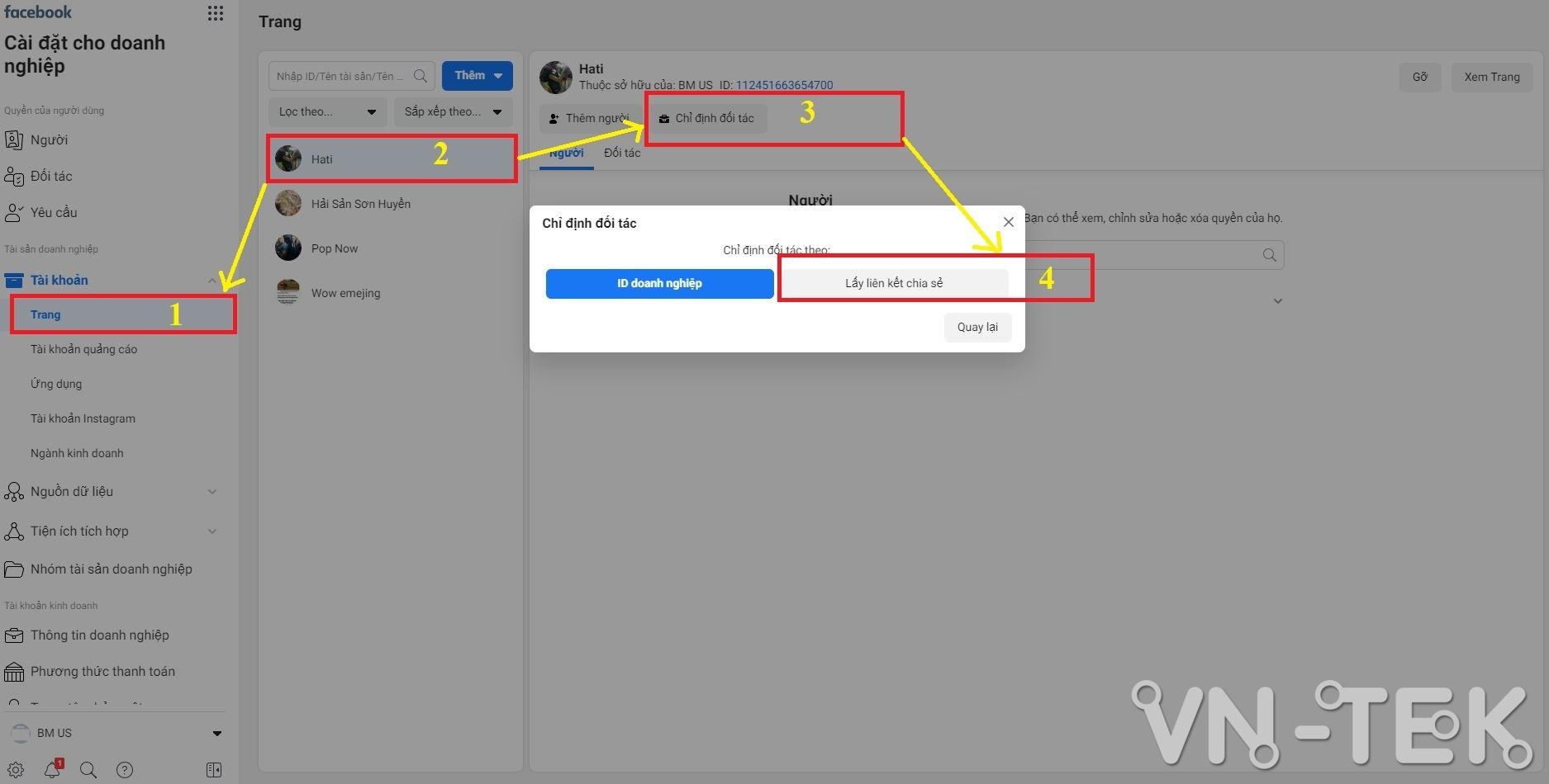 huong dan facebook adbreaks - Hướng dẫn thêm quản trị viên cho Page bị giới hạn thêm quản trị