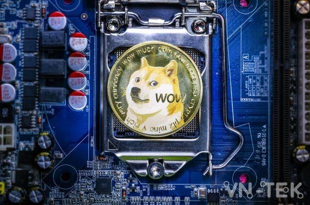 dogecoin 1 - Tiền mã hóa meme Dogecoin tăng 373% sau chiến dịch kêu gọi