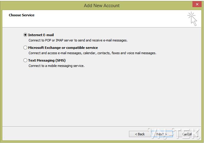 yandex mail 2 - Hướng dẫn cài đặt mail Yandex với Outlook mới nhất
