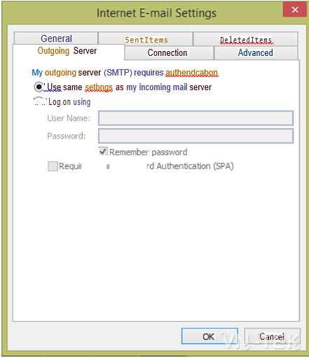 yandex mail 5 - Hướng dẫn cài đặt mail Yandex với Outlook mới nhất