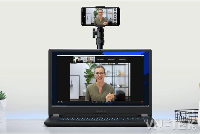 bien dien thoai thong minh thanh webcam 1 - Cách biến điện thoại thông minh thành webcam cho máy tính