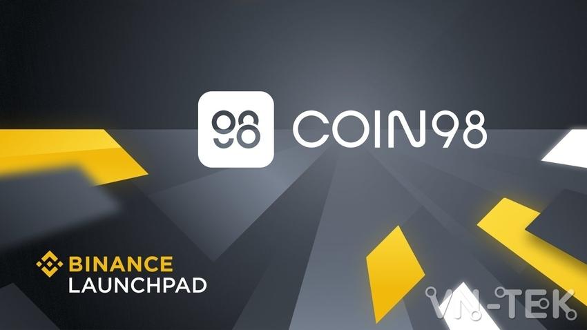 Coin98 c98 Binance - Tiền ảo Coin98 do người Việt sáng lập đạt vốn hóa 1 tỷ USD