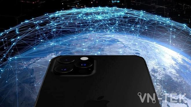 iphone 13 - iPhone 13 gọi điện không cần sóng di động?